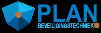 Logo plan beveiligingstechniek